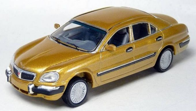 GAZ Volga 3110 Taxi Rusia 1:43 Ixo Agostini Diecast Coche