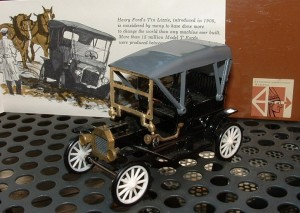 Highway Travel Model T brown
