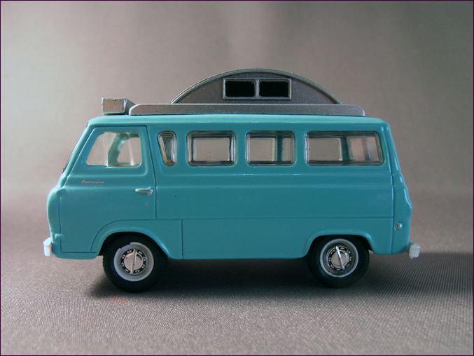 M2 Ford Econoline Camper 1965