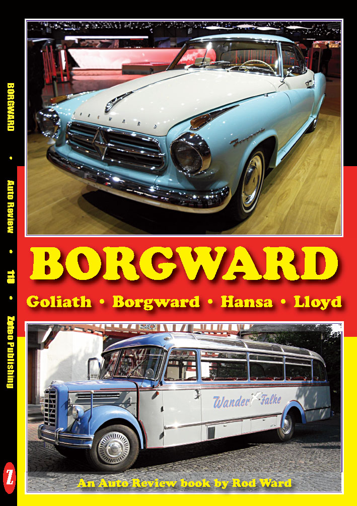 AR 118 borgward cover