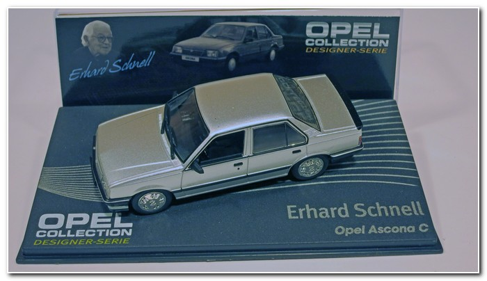 Opel Designer Collection Ascona C