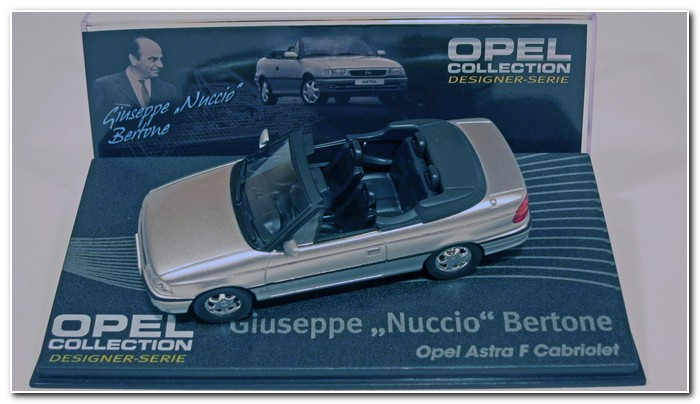 Opel Designer Collection Astra Cabriolet