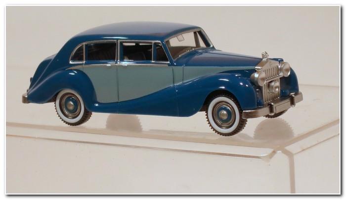 Wiking Rolls Royce Silver Wraith a