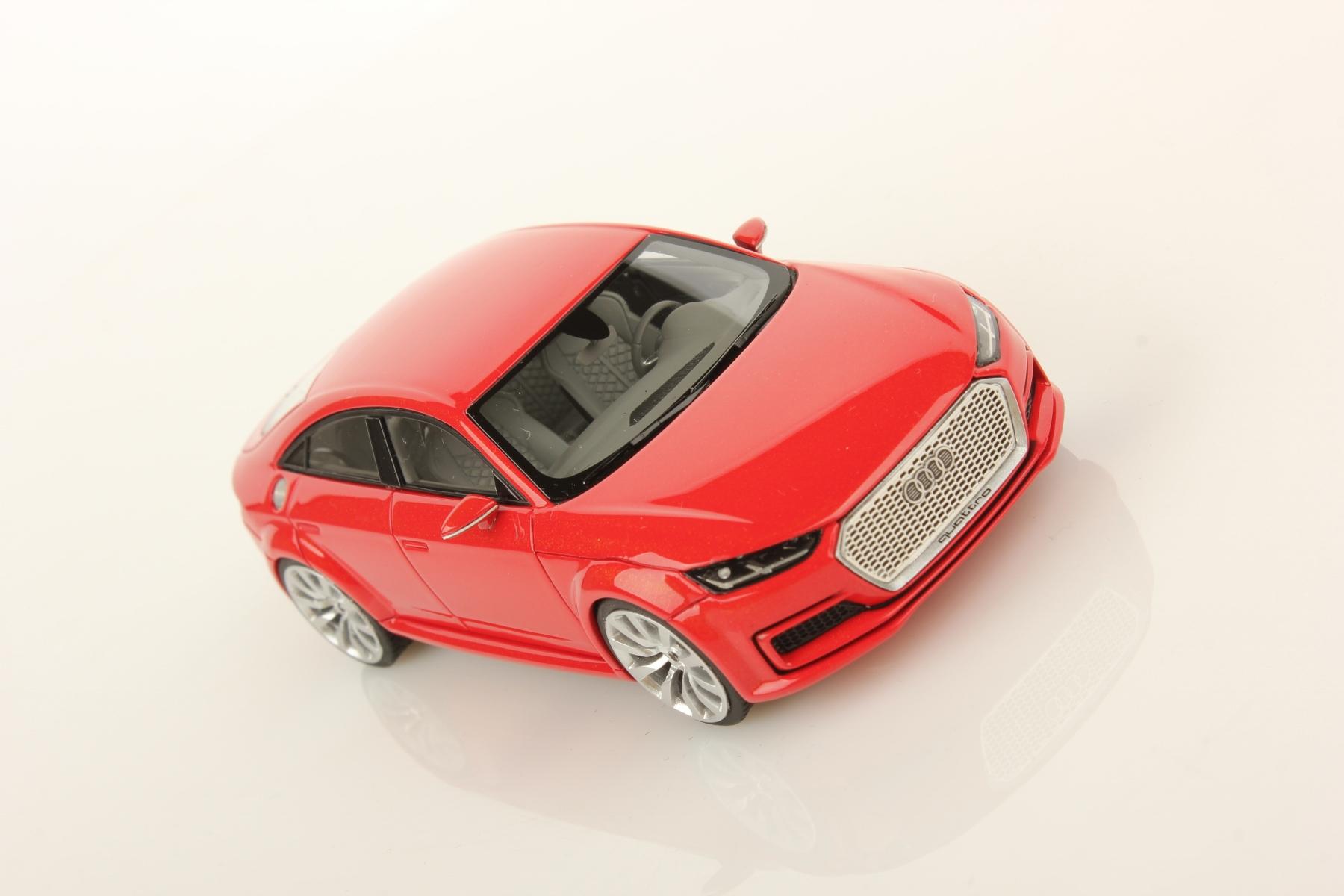 LSAUDITTSB Audi TT Sportback Concept Scale 1 43 b