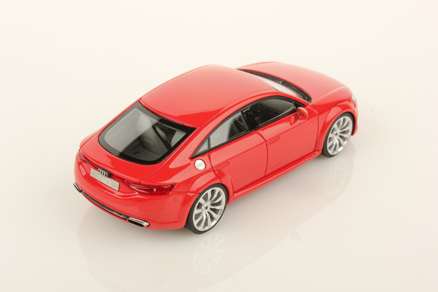 LSAUDITTSB Audi TT Sportback Concept Scale 1 43 c