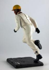 Le Mans Miniatures 1950s driver rear
