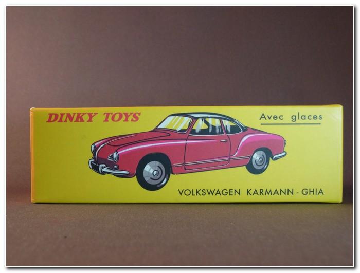 Atlas Dinky 24 M box