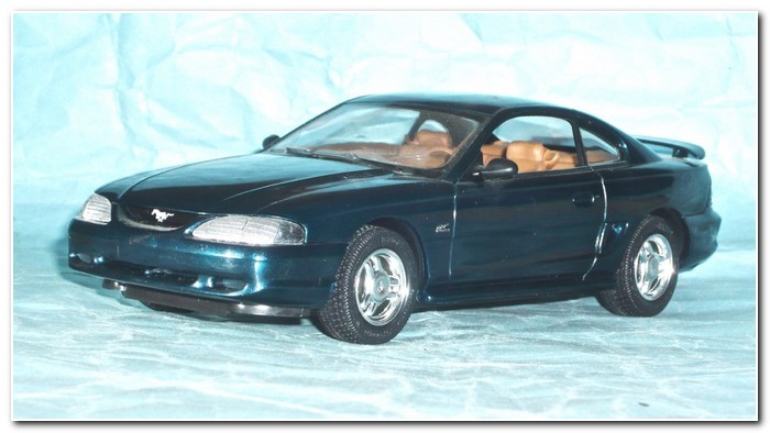 4th gen Mustang 1995 illustration 17 AMT promo 6553