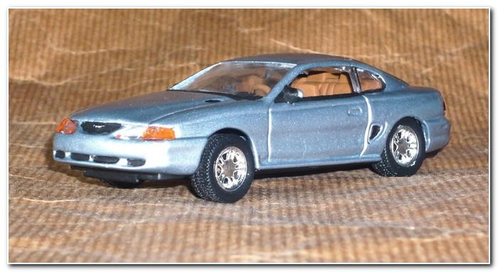 4th gen Mustang 1996 illustration 23 Realtoy