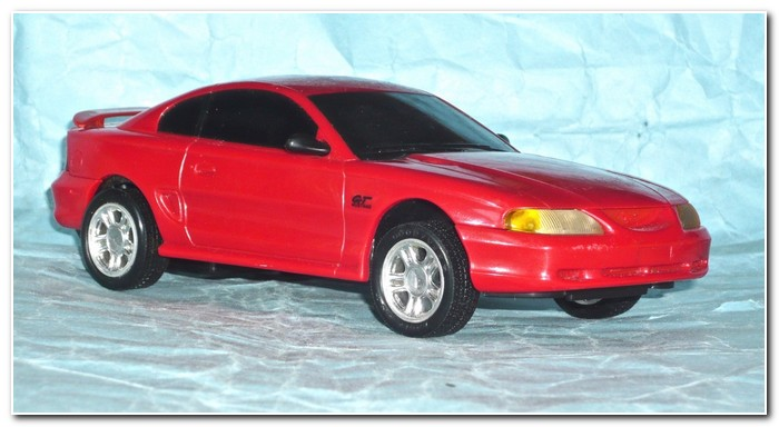 4th gen Mustang 1996 illustration 24 Empire 5102