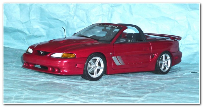 4th gen Mustang 1997 illustration 26 Saleen Speedster