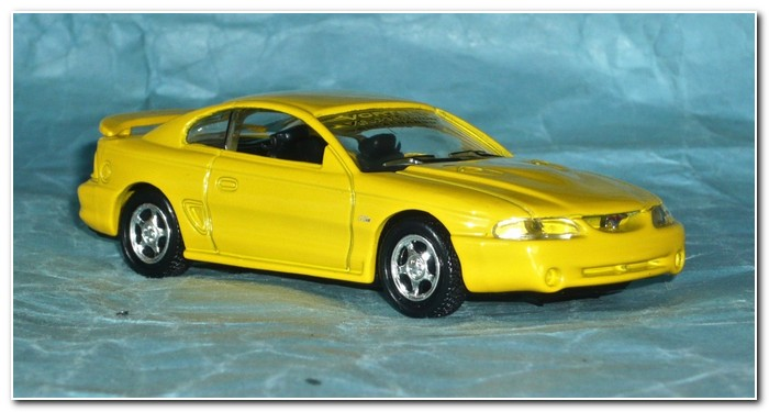 4th gen Mustang 1998 illustration 29 Road Champs Cobra Coupe