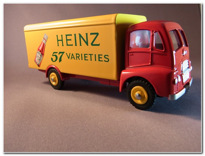 Atlas Dinky 920 Guy Warrior Heinz