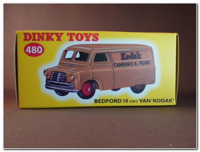 DeAgostini Dinky Bedford CA Kodak