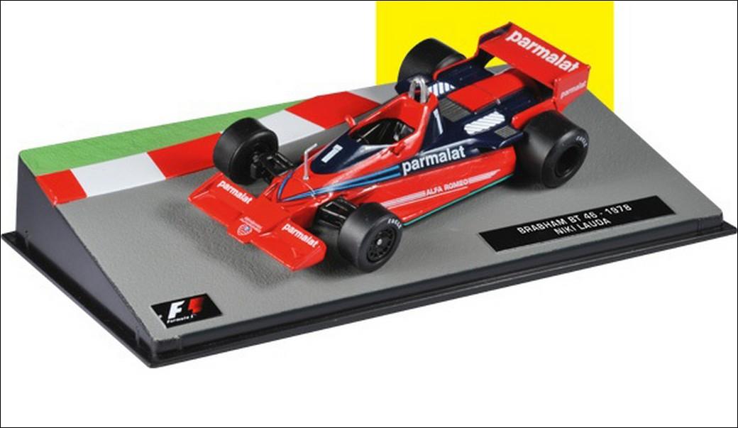 Lauda Brabham e