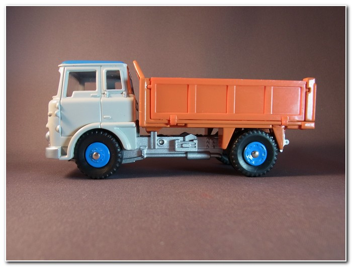 Atlas Dinky Trucks 435 Bedford TK Tipper