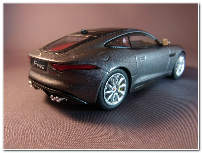 Atlas Jaguar F Type R