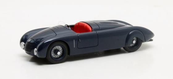 MX40102-071 Alfa Romeo 6C 2300 Aerodynamica Jankovitz blue 1934
