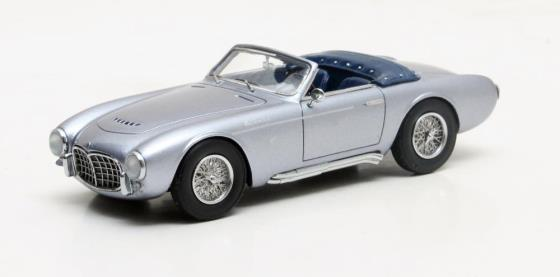 MX41311-021 Maserati A6G Grand Sport Spider Frua metallic blue 1957 September