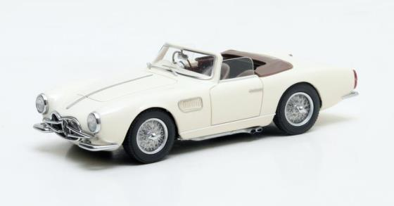MX41311-051 Maserati 150GT Spider by Fantuzzi white 1957
