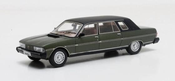MX41604-011 Peugeot 604 Heuliez green metallic 1980