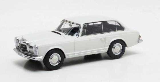 MX51302-011 Mercedes-Benz 230SLX Frua Combi white 1962