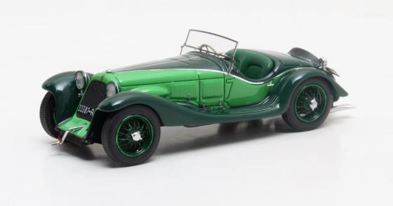 MX51311-011 Maserati V4 Sport Zagato green 1929