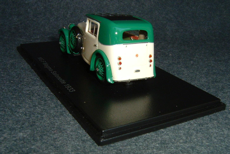 1933 MG F Magma Salonette #3