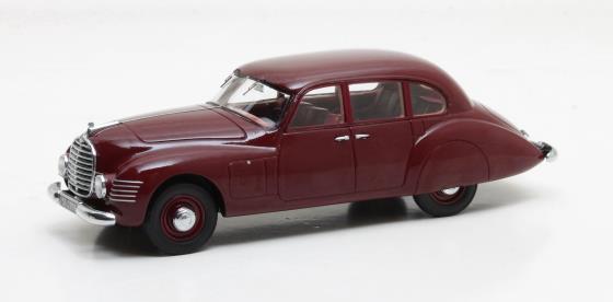 Horch 930S Stromlinie maroon 1948