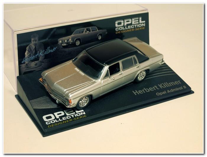 Opel Admiral B Hans Killmer