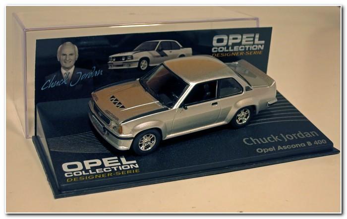Opel Ascona B 400 Chuck Jordan