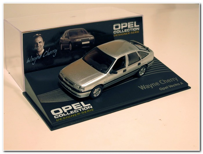 Opel Vectra A Wayne Cherry