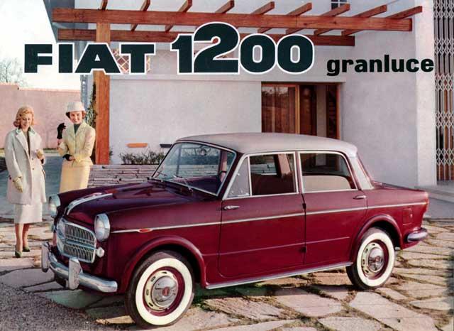 FIAT Granluce 1200