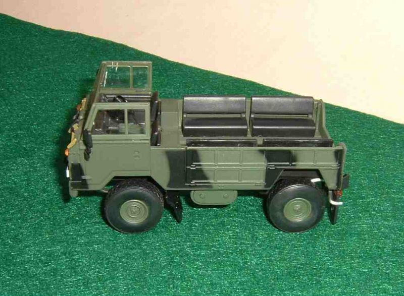 Promotional Military Land Rovers | MAR Online