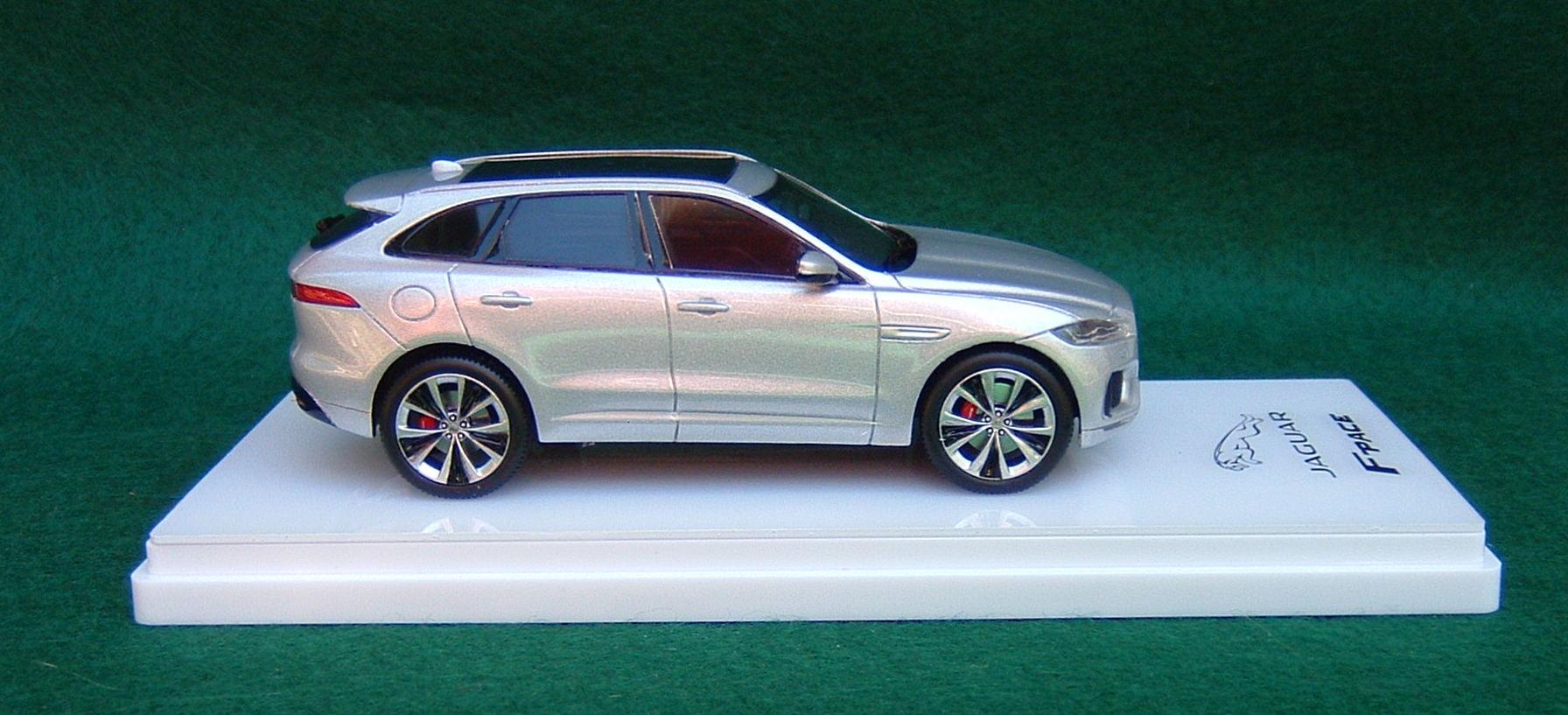 Jaguar F Pace White Interior >> TSM Jaguar F Pace | MAR Online