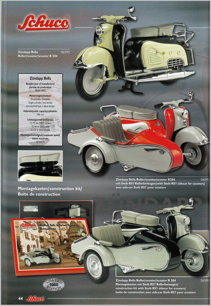 The Scooter in Miniature - Other Makes | MAR Online