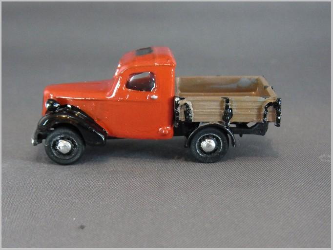 John Day Jowett Bradford Truck | MAR Online