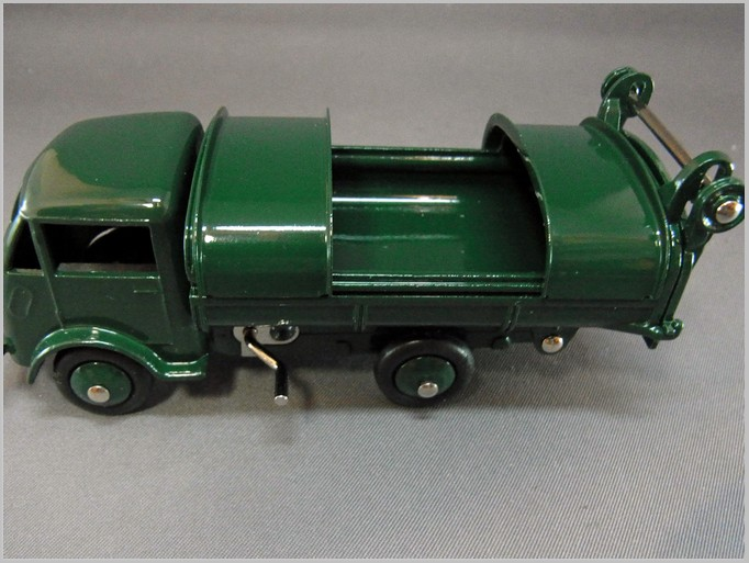 edition atlas dinky truck collection