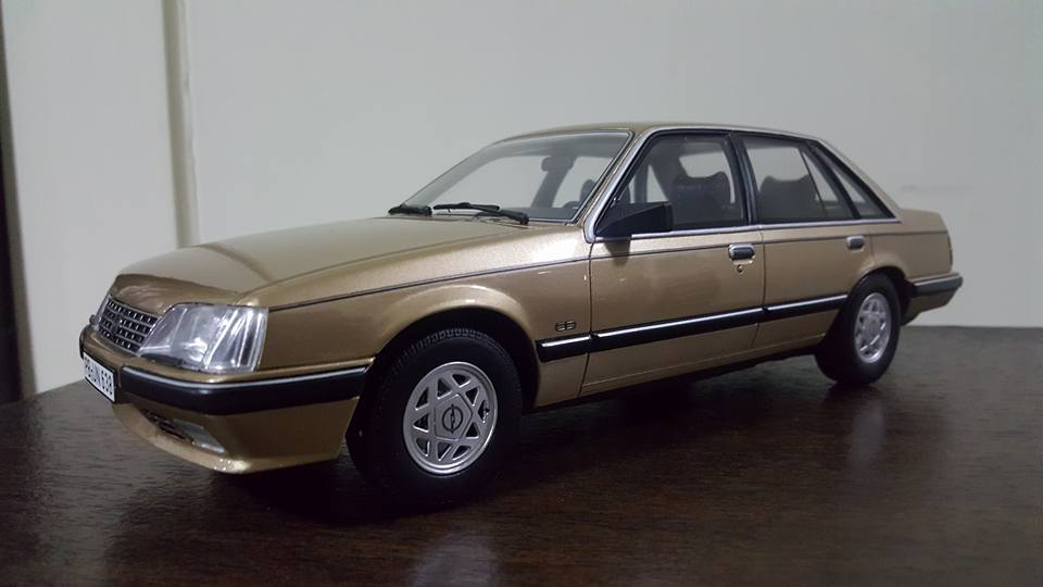 Cash For Clunkers >> Best of Show Opel Senator | MAR Online