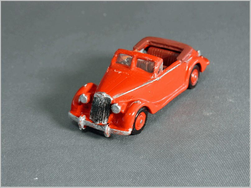 John Day Vehicle Scenics 1948 Riley 2 5 Dhc Mar Online