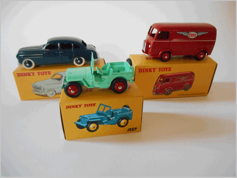 deagostini dinky collection italy jan  mar