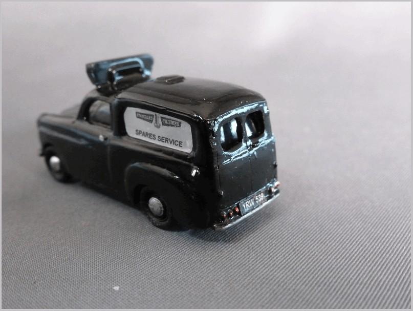 A Car Transporter Conversion | MAR Online