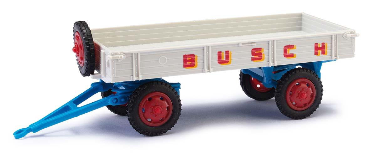 Orange Neu Busch 50050-1//87 Traktor Allgaier A 111 L